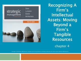 Recognizing A Firm's Intellectual Assets: Moving Beyond a Firm's Tangible Resources