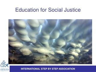 Education for Social Justice