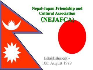 Nepal-Japan Friendship and Cultural Association NEJAFCA