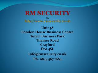RM Security