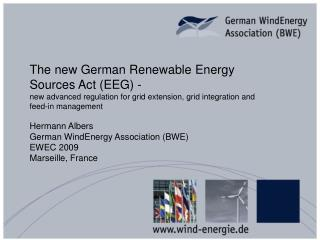 German wind energy market - Overview on the current situation… … and prospects until 2020