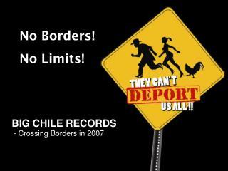 BIG CHILE RECORDS