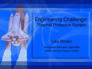 Engineering Challenge: Thermal Protective System