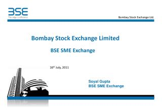 Bombay Stock Exchange Limited