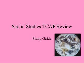 Social Studies TCAP Review
