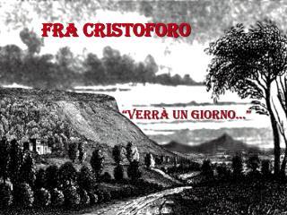 Fra Cristoforo