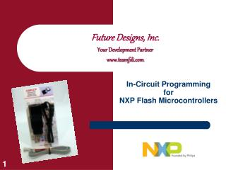 In-Circuit Programming  for  NXP Flash Microcontrollers