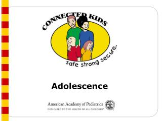 Counseling Schedule:           Early Adolescence