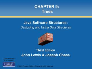 CHAPTER 9:  Trees