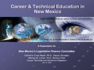 Career & Technical Education in New Mexico