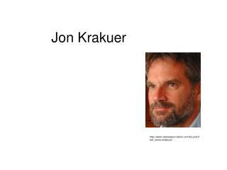 Jon Krakuer