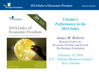 2014 Index of Economic Freedom              HERITAGE.ORG/INDEX