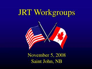 JRT Workgroups