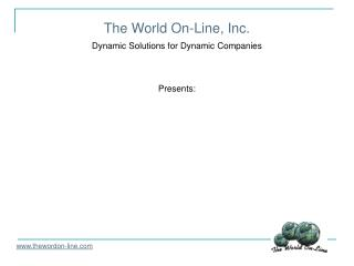 The World On-Line, Inc.