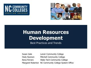 Human Resources Development Best Practices and Trends