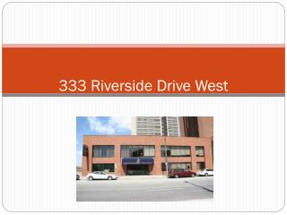 333 Riverside Drive West