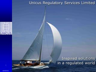 Unicus Regulatory Services Limited