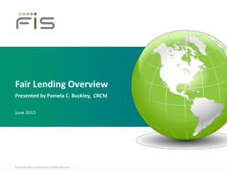 Fair Lending Overview