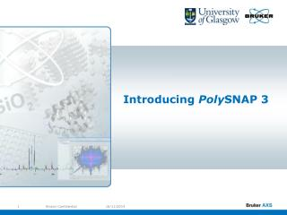 Introducing  Poly SNAP 3