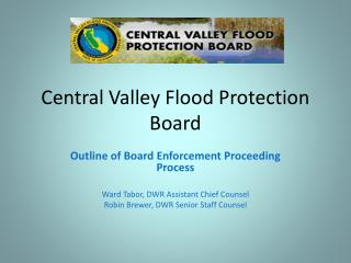 Central Valley Flood Protection Board