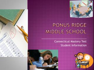 Ponus  Ridge Middle School