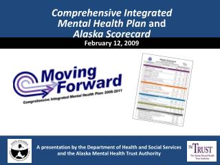 A presentation by the Department of Health and Social Services