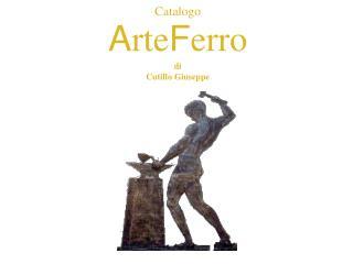 Catalogo A rte F erro di Cutillo Giuseppe