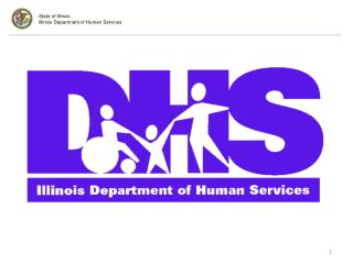 State of Illinois Illinois Department of Human Services
