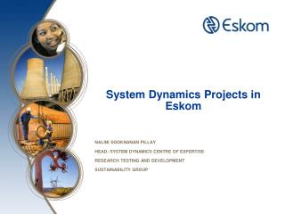 System Dynamics Projects in Eskom