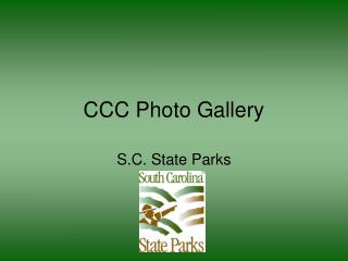 CCC Photo Gallery