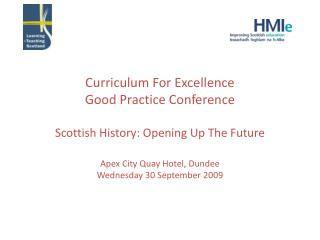 Scottish History and the Curriculum for Excellence