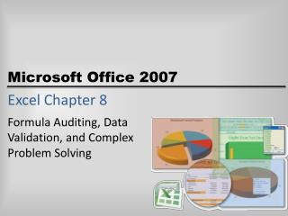 Excel Chapter 8