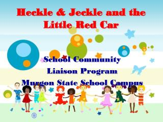 Heckle & Jeckle and the  Little Red Car