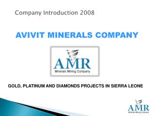 Company Introduction 2008
