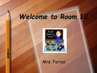 Welcome to Room 12