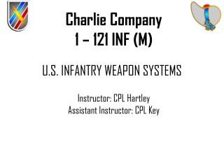 U.S. INFANTRY WEAPON SYSTEMS