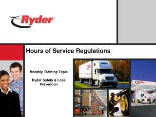 Hours of Service Regulations