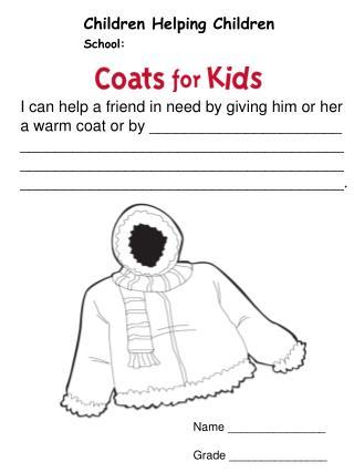 Children Helping Children School: