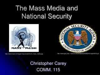 The Mass Media and National Security