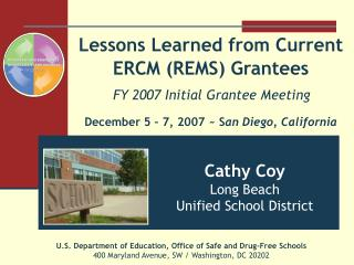 Cathy Coy Long Beach  Unified School District