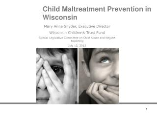 Child Maltreatment Prevention in Wisconsin