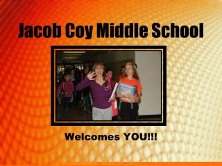 Jacob Coy Middle School