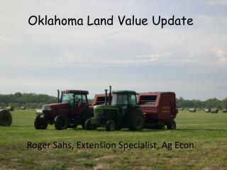Oklahoma Land Value Update
