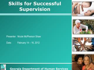 Skills for Successful Supervision