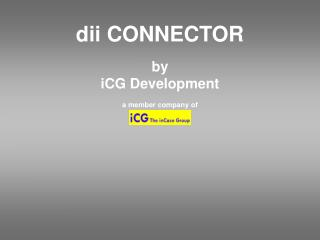 dii CONNECTOR