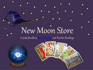 New Moon Store - Psychic Readings and Crystal Jewellery