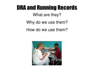 DRA and Running Records