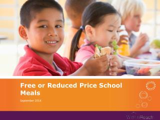 Free or Reduced Price School Meals