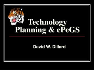 Technology Planning & ePeGS