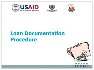 Loan Documentation Procedure